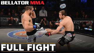 Bellator MMA: Pat Curran vs. Shahbulat Shamhalaev FULL FIGHT