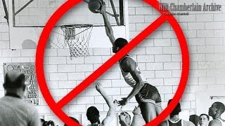 Why the dunk was outlawed: Young Kareem Abdul-Jabbar (Lew Alcindor)