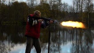 Игрушки для пацанов -  АК-47 и карабин Симонова(http://goo.gl/jsQGWD - Pnevmat24 Промокод: DRUJE., 2016-11-01T17:39:41.000Z)