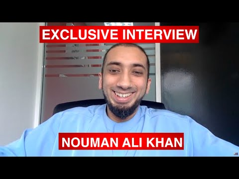 INTEGRATION TV EXCLUSIVE INTERVIEW Nouman Ali khan