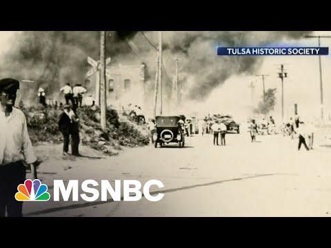 Biden Heads To Tulsa To Commemorate 100th Anniversary Of Race Massacre