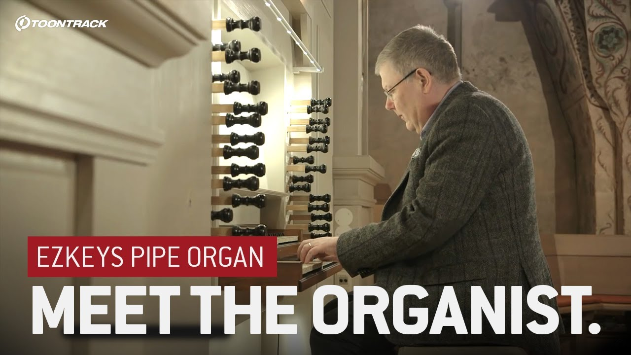 EZkeys Pipe Organ