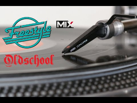 Set Mix Freestyle Music Old School (Great Hits)