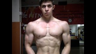 Chest Workout w/ 15 Year Old Chris Mantovani