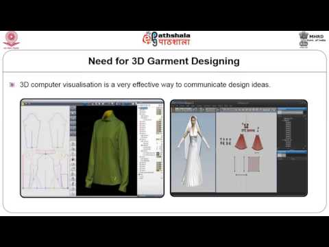 Cad In Garment Designing Youtube