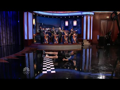 Conan O'Brien's Concussion in HQ 9/28/09