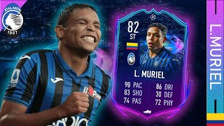 Worth the coins!! 83 road to final luis muriel player review! fifa 21 ultimate team! rttfmake sure like and subscribe!#fifa21 #rttf #ultimateteam