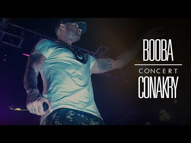 BOOBA - Unique dans la plus grande scène d'europe 23636276