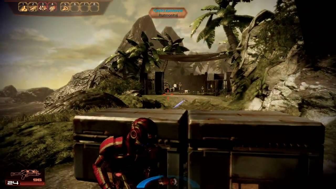 Mass Effect 2 Selbstmordkommando