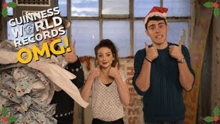 Zoella the Christmas present! // The Record Slam (Ep8)