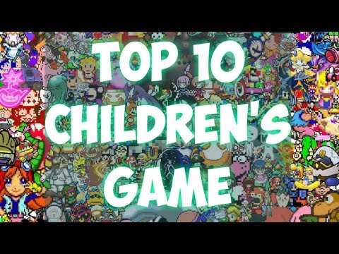 Best Childrens Games - Kids Game - Top 10 - Play Store Games - (Android/ios Device)