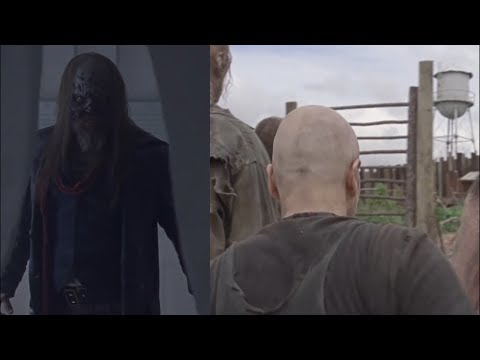 WHO ARE THE WHISPERERS? Midseason Premiere TRAILER BREAKDOWN! The Walking Dead Season 9