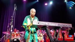femi kuti the positive force usa tour 2016 live at the fillmore sf