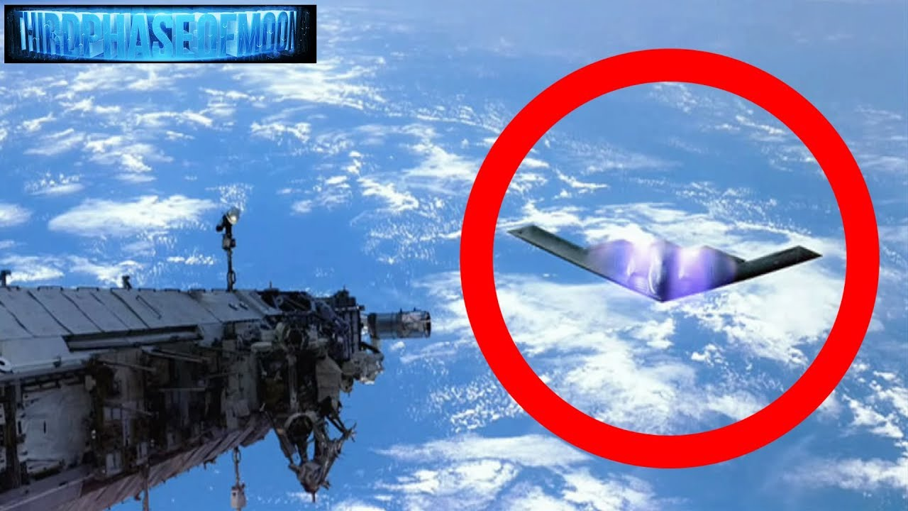 INSANE!! Secret Alien Space Craft! Captured Around The World! 2017-2018