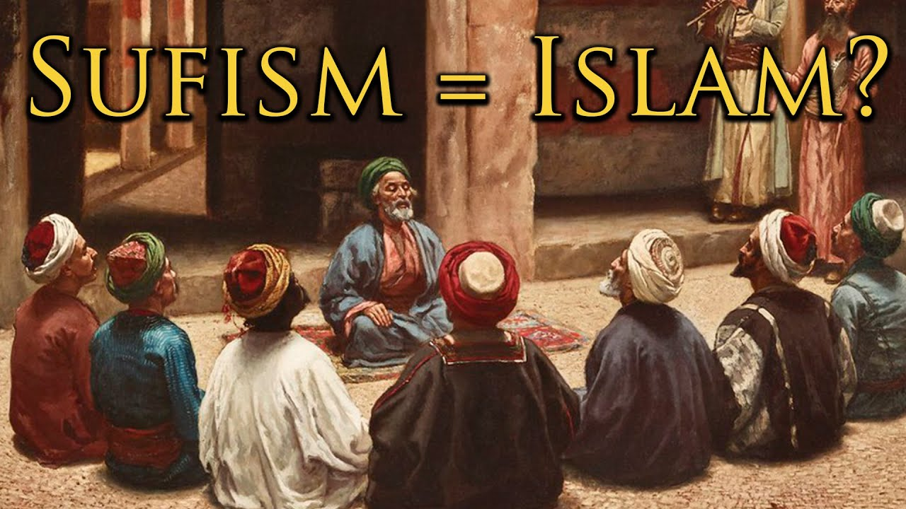 How is Sufism related to Islam?