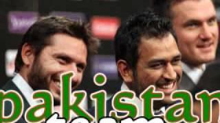 pakistan cricket songs new 2011.flv
