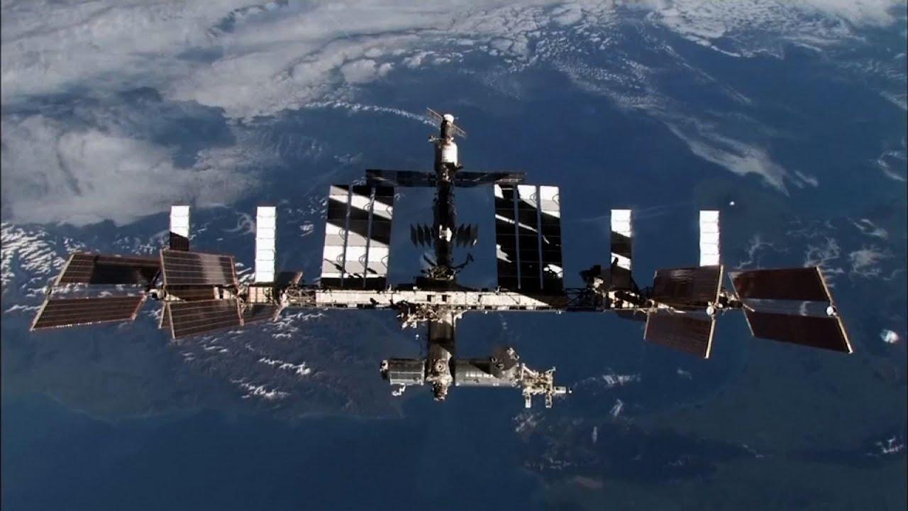 NASA celebrates 20 years of people living in orbit