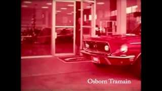 1968 Ford Mustang Commercial (short version) features Philip Bruns & Joan Delaney