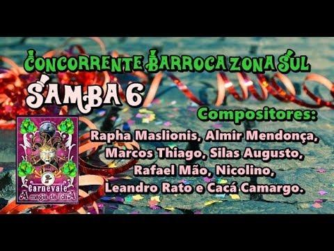 Download 🔴Barroca Zona Sul 2018 - Samba Concorrente #Samba6 (Rapha Malionis e Cia)
