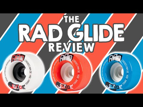Stoked School: RAD Glides Wheel Review
