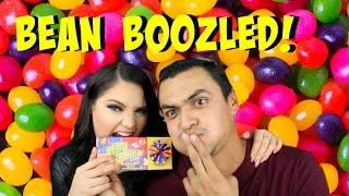 The Bean Boozled Challenge w/ Girlfriend!