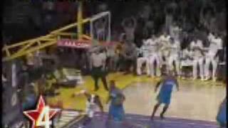 Kobe Bryant Top Ten Plays 2007