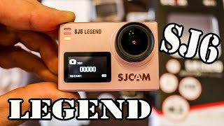 SJCAM SJ6 Legend - Unboxing e review completo Action cam boa e barata(, 2016-12-06T11:30:13.000Z)