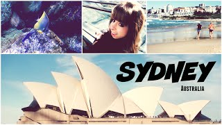 TOURISTS IN SYDNEY! | The Divo