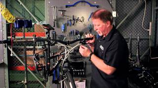 How To Adjust Liฑear Pull Brakes by Performance Bicycle