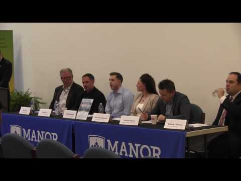 Get In The Game: A Sports Management Panel at Manor College