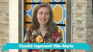 Autour des tours — Mireille Foisy-Hotte, Comité logement Ville-Marie