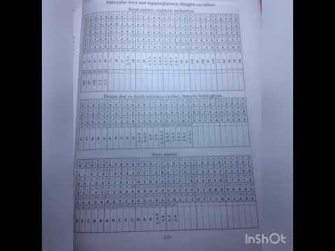 Biologiya 2 Ci Hissə Test Toplusu Cavablari Youtube