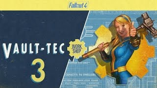 FALLOUT 4 (Vault-Tec Workshop) #3 : Clem by name. Clem by nature.
