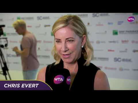 2018 WTA Finals Preview: Final, featuring Chris Evert