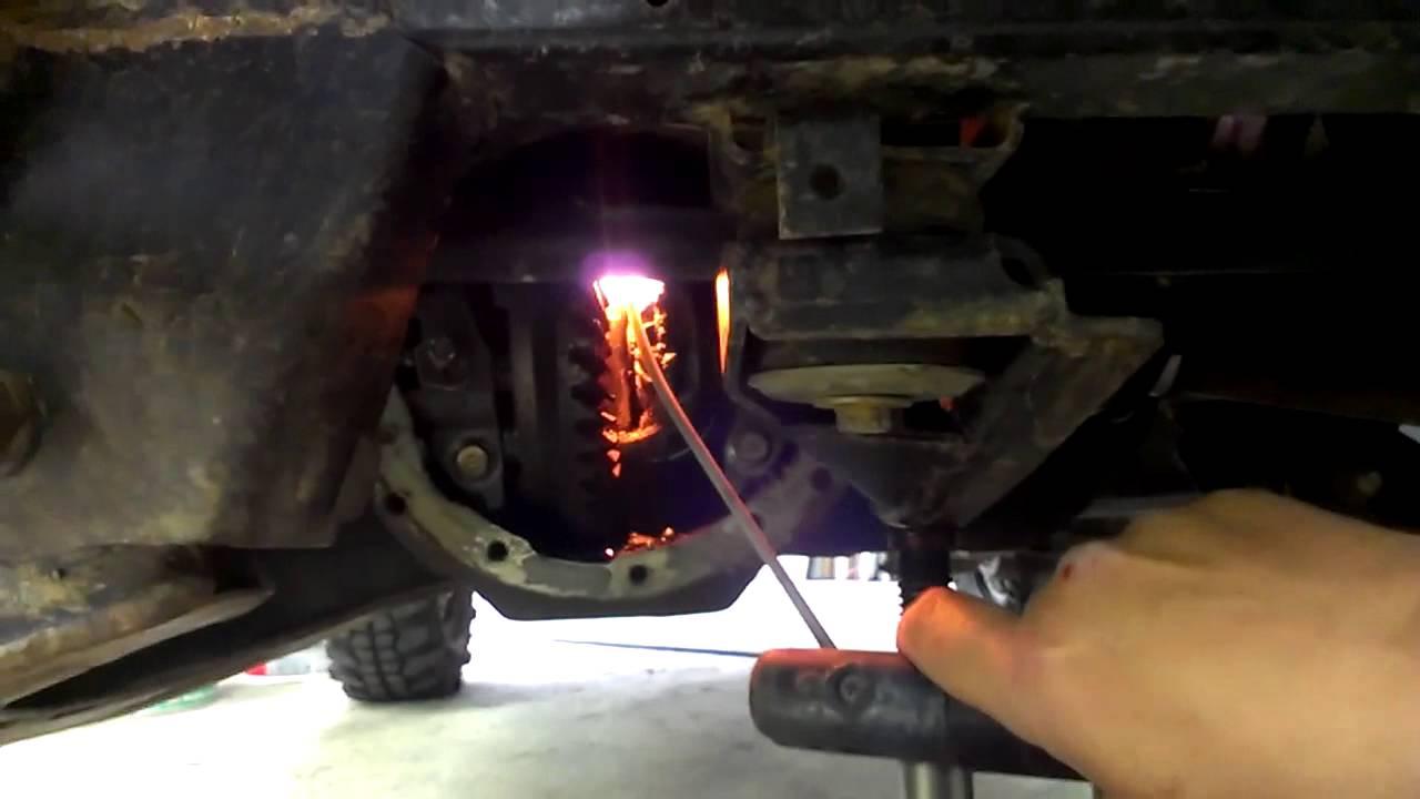 Lincoln Locker Feroza Front Diff Youtube