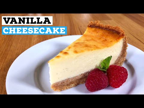 the-best-baked-cheesecake-recipe-|-just-cook!