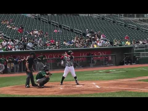Bradley Jones, 1B, Blue Jays - Class A Lansing, Midwest League
