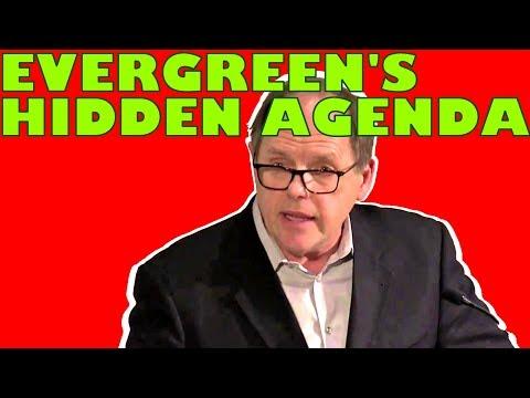 Evergreen's Hidden Agenda Commiettee