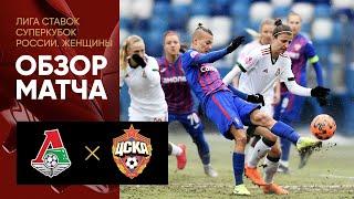 08 03 2021 Локомотив ЦСКА Обзор матча