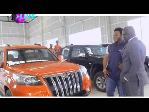 Kwadwo Sarfo Kantanka Junior talks to Kwame Owusu Danso on XLIVE