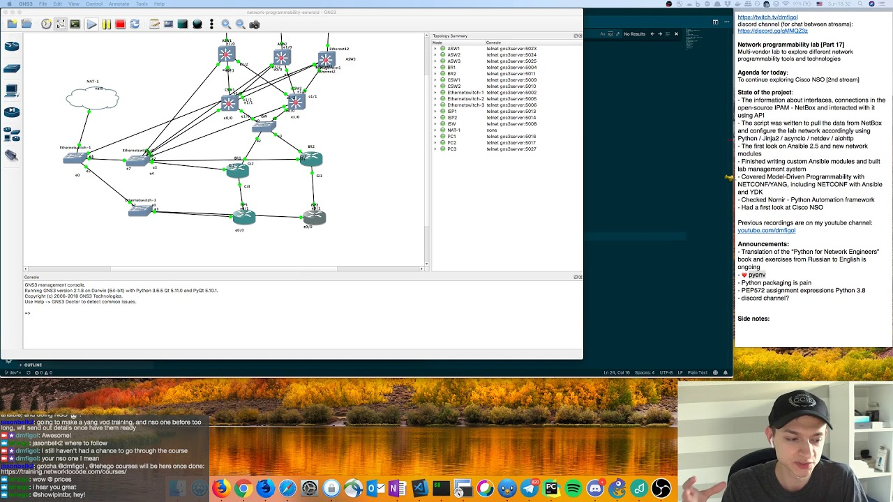 Cisco NSO: Device manager, Web GUI, ncs Python library – Network  programmability stream 18