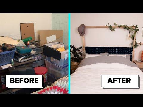 I Made Over My Childhood Bedroom