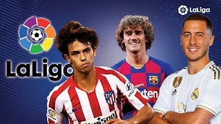 La liga best players to watch this season