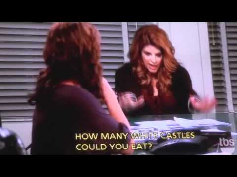 Carrie with Kirstie Alley ~ King of Queens