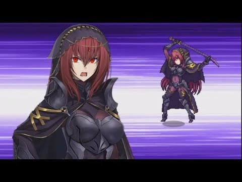 Fate/Empire Of Dirt 体験版【#14】  【スカサハ 宝具:幾千の死を纏う影の剣】