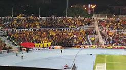 Pahang vs N9, semifinal FA Cup 2017 leg1