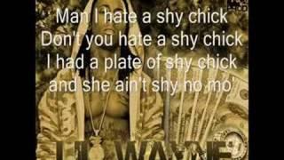 A Millie - Lil Wayne ft. Corey Gunz Lyrics Video Version