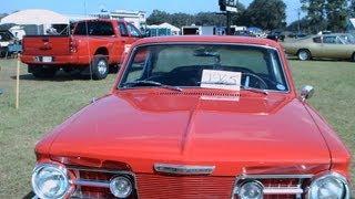 1965 Plymouth Barracuda Red GarlitsOcala110412