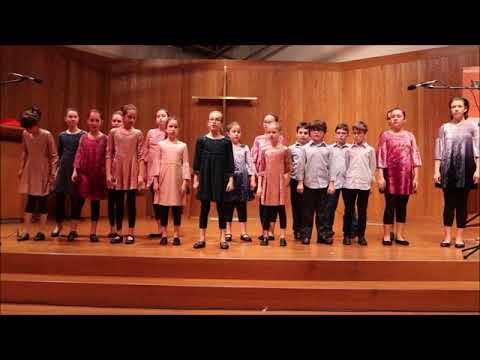 Bulgarian Children's Chorus and School Gergana Music Theater Chicago May 2018