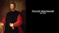 Niccolo Machiavelli - Der Fürst